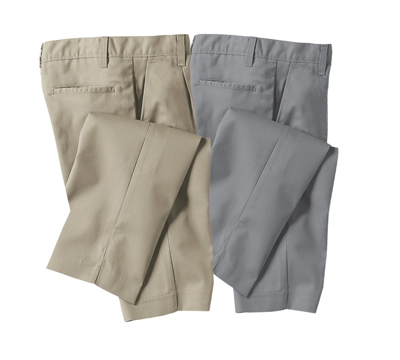 PARKVIEW ELEMENTARY - FLAT FRONT PANT
