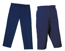 DR. WILLIAM A. CHAPMAN ES - VB*Pant Boy Flat Front*2