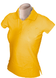 DR. WILLIAM A. CHAPMAN ES - P*Polo Girl Span S/S *3