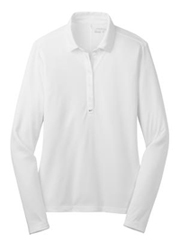 DR. WILLIAM A. CHAPMAN ES - P*Polo Girl Span L/S *3