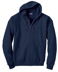 DR. WILLIAM A. CHAPMAN ES - FULL ZIP HOOD