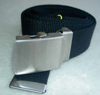 DR. WILLIAM A. CHAPMAN ES - CANVAS BELT