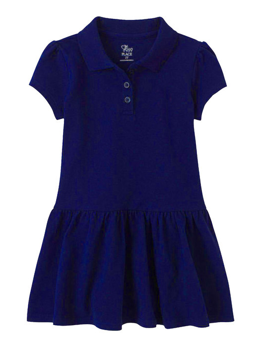 BOYS - PREMIUM - Polo Dress 1295-D