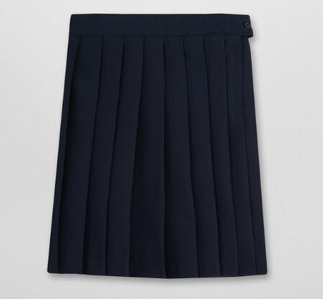 GIRLS - VALUE LINE - Pleated Skirt SV9000