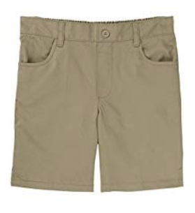 GIRLS - VALUE LINE - Girls Short Knee Length
