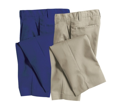 BOYS - VALUE LINE - Mens Pants Flat Front