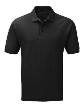 QUIET WATERS ELEMENTARY - Unisex Polo Relax Fit S/S