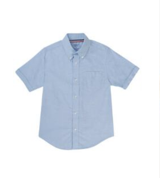 GIRLS - VALUE LINE - Unisex Oxford S/S