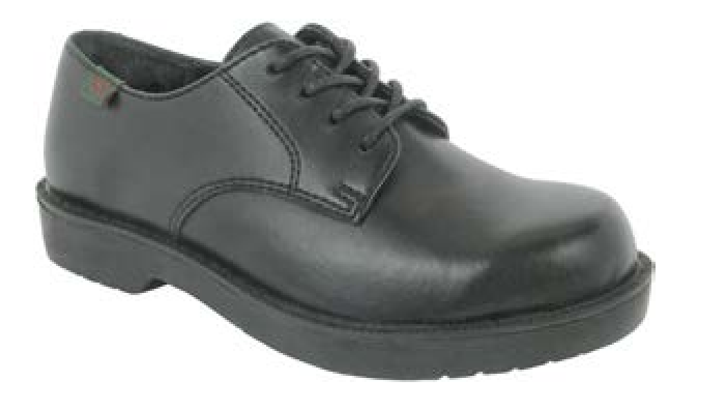 BOYS - PREMIUM - Leather Laced Oxford Children Wide