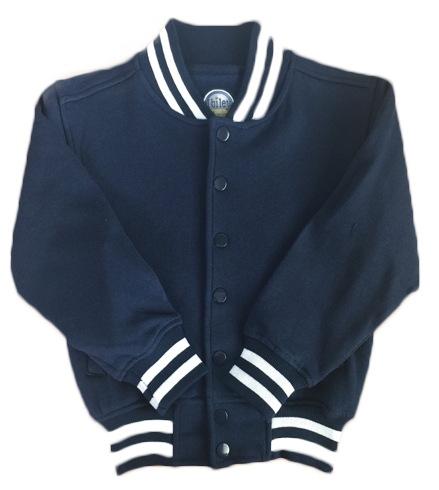 BOYS - PREMIUM - Snap Fleece Jacket