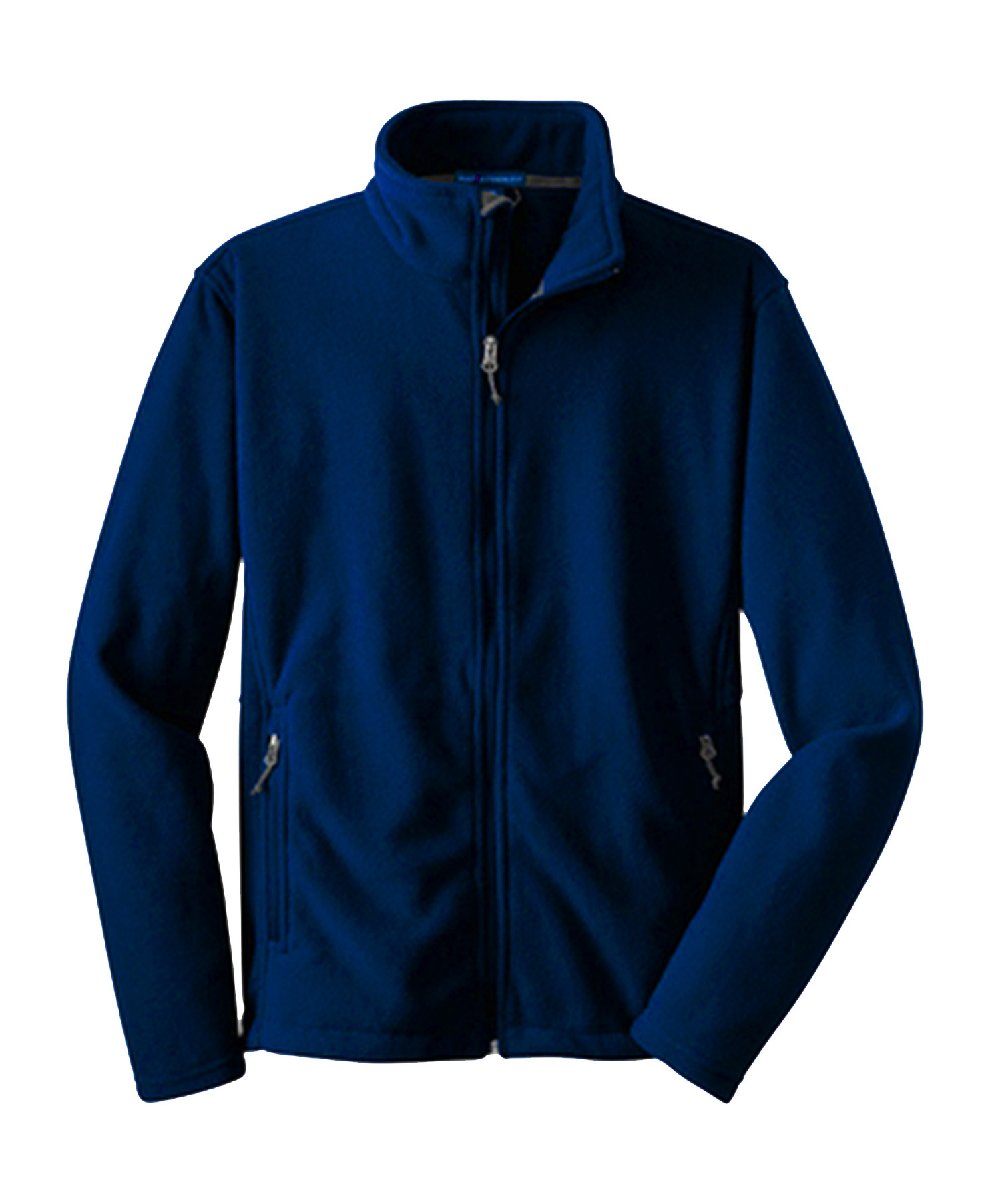 BOYS - PREMIUM - Hoodless Fleece Zipper Jacket