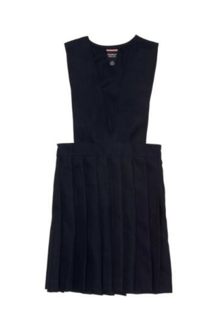 GIRLS - VALUE LINE - Jumper V Pleated