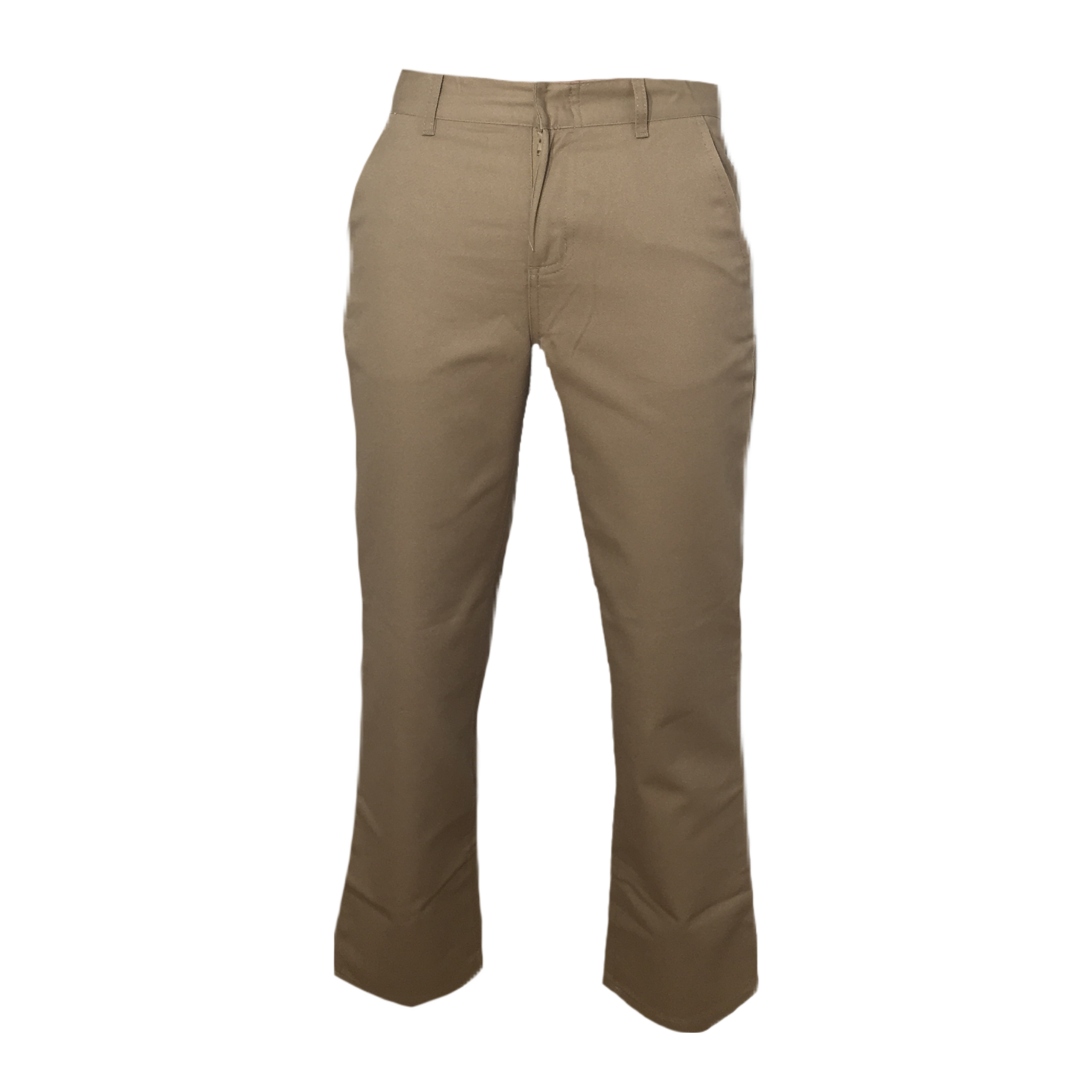 BOYS - PREMIUM - Pant Flat Front Pull Up