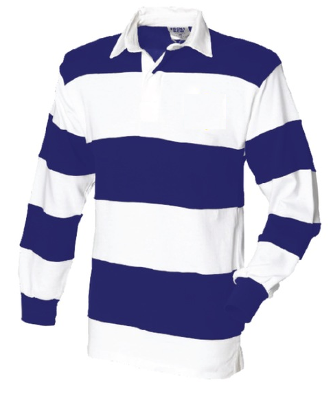 BOYS - PREMIUM -  Polo Rugby L/S